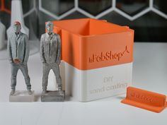 DIY Sand casting kit by LeFabShop - Thingiverse