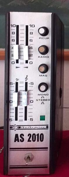 Amplificator 2×10w , an 198... Power Strip, Comfort Zone