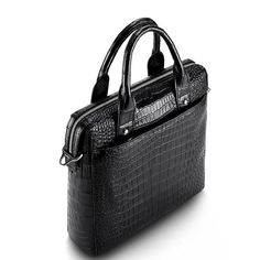 Luxury Alligator Bag, Luxury Alligator Business Briefcase for Men Leather Duffle Bag, Leather Luggage, Leather Briefcase, Duffel Bag, Business Briefcase, Business Trolley, Briefcase Women, Messenger Bag Men, Leather Bags Handmade