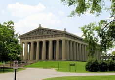 Parthenon, Nashville Tennessee