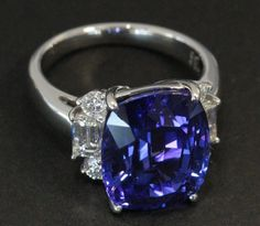 Tanzanite Ring, I HAD one like this:(..