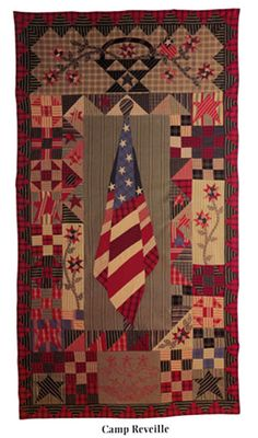 I have been looking for this quilt pattern for every..can't find it..if anyone has it I would love a copy of the quilt pattern. Camp Reveille from book Higdon Camp