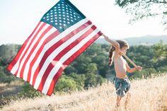 ©BethanyWilsonPhotography2015 | fine art photography | lifestyle family photography | family photography | summertime | American Flag | patriot | wanderlust