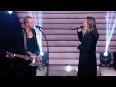 ▶ Calogero et Florent Pagny - Châtelet Les Halles - Le Grand Show - YouTube Youtube, Musica, French Songs, Livres, Youtubers, Youtube Movies