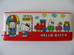 Hello Kitty Vintage Sweets