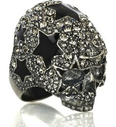 VIVIENNE WESTWOOD | Galaxy sterling silver ring