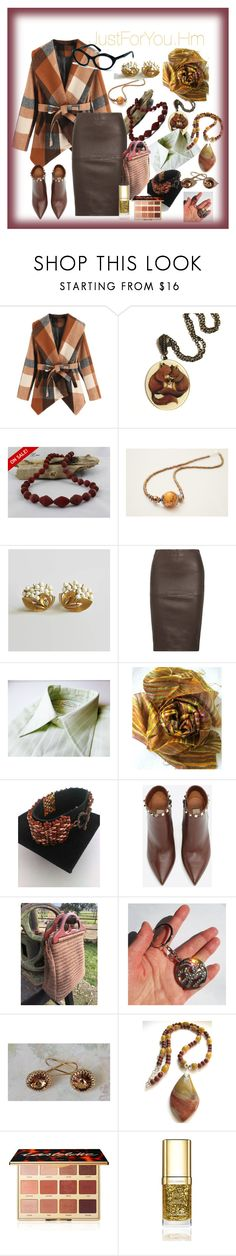 Gift Guide by justforyouhm on Polyvore featuring moda, By Malene Birger, Valentino, Cadeau, tarte and Dolce&Gabbana