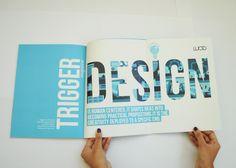 TRIGGER MAGAZINE by Shaivalini Kumar, via Behance