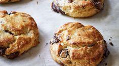 Ina Garten's chocolate pecan scones recipe from 'Cook Like a Pro' has