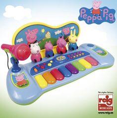 PIANO & MICRO PEPPA PIG