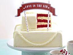 Hochzeitstorten - Traum-Kreationen für den großen Tag - hochzeitstorte-marshmallow