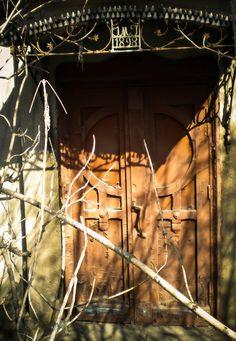 Мой город Кишинёв: Старые кишинёвские двери (фотогалерея)