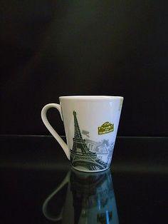 Coffee Mug Cup PARIS Metro Avenue des Champs-Élysées Paris Maisons du Monde