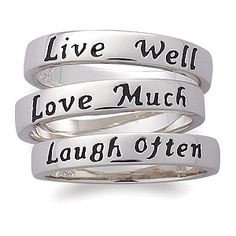 """Live Love Laugh"""