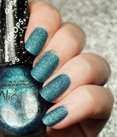 Nicole by OPI Grumdrops That's What I Mint