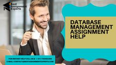 Best assignment experts has been providing students with database assignment management help since years. Students are extremely satisfied and happy with the high quality work delivered by our experts.