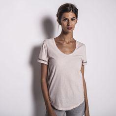 Tee-shirt pour femme IKKS (BG10155) | Vêtement Femme Hiver 15