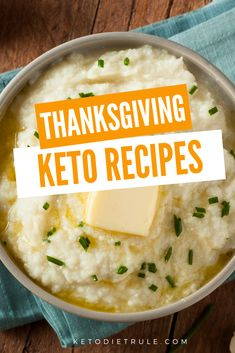 15 Best Keto Thanksgiving Side Dishes