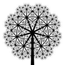 Resultado de imagen de arbol abstraccion geometrica