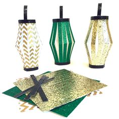 DIY Glitter Fanoos (lantern) This is such an awesome craft to do with your kids to get them excited about Eid/Ramadan! Such a great price too! Everything included and ready, all you need to do is assemble!  www.kanzistore.com