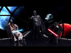 Cello Wars Lightsaber Duel - The Piano Guys