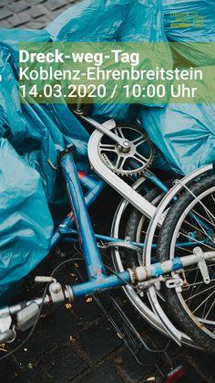 Am Samstag, 14.03.2020 ist in #Koblenz wieder #Dreck-weg-Tag. Wir sammeln Müll und machen die Umwelt wieder ein Stückchen sauberer. Du interessierst dich für diese Aktion für den Umweltschutz? Alle Infos über dieses Cleanup findest du auf www.dreck-weg-koblenz.de. Small Groups, Environmental Pollution, Respect Activities, Environmentalism