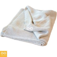Heritage 100% Organic Hemp Knit Towels. Absorbent. Eco-friendly.
