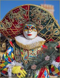 Photos Masques Costumes Carnaval Venise 2015 | page 10