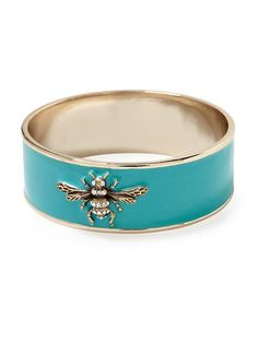Pim + Larkin Insect Bangle