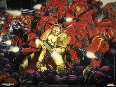 Blood Angels, from Rogue Trader