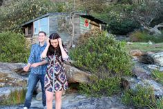 Alice + Jon @ Crater Cove