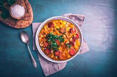 Stew with cabanossi peppers and beans by IFTTT Casserole Dishes, Casserole Recipes, A Food, Good Food, One Pot Pasta, Rich In Protein, Food Names, Sauce, Main Meals
