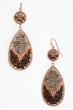 Nakamol Design | Nakamol Design Beaded Earrings | Nordstrom Rack