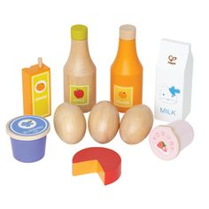 Healthy Basics  Eggs, milk, cheese and more tempt picky eaters to  make a healthy meal.  Age 3 to 99 Years