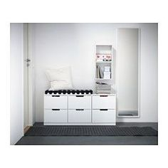 NORDLI 6-drawer dresser - IKEA