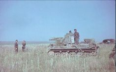 Llantas de aluminio pulidas en los Panzer I