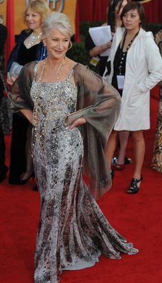 Dame Helen Mirren On Why It's Better To Be Attractive Than Beautiful