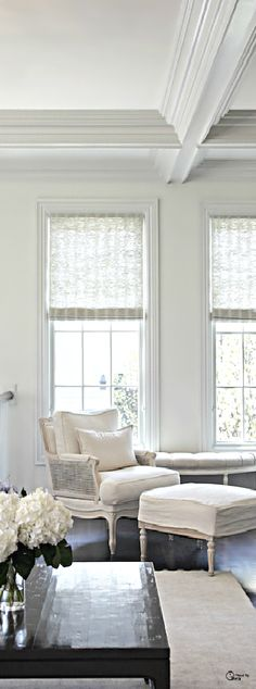 Architectural Details, Slipcovers | Ah, The Pretty Things