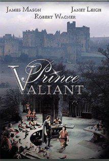 Prince Valiant (1954) Poster