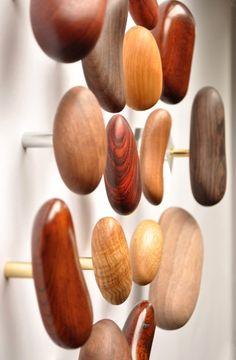 'Rock Garden' handles / hooks