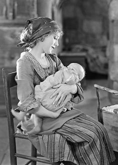 "Mary Pickford in ""The Love Light"" (1921)"