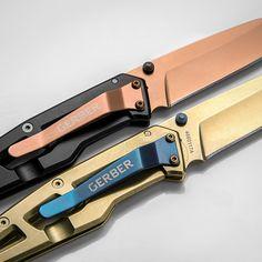 Affordable Elegance, the Gerber Paralite Folding Knife