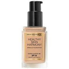Max Factor Foundation Nr. 45 - Warm Almond Foundation 30.0 ml