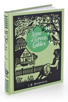 Barnes & Noble Leatherbound Classics - Anne of Green Gables.