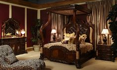 Victoria Palace Bedroom Collection