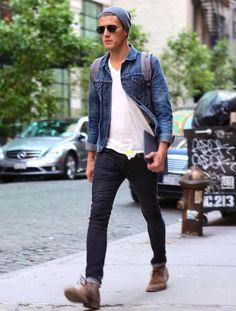 Street style man #fashion #streetstyle #man