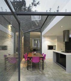 Les avantages d'un toit en verre - Photo detail: Les avantages d'un toit en verre . Lisez en plus sur Logic-Immo.be !