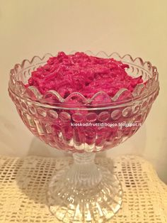 Kiosko di frutti di bosco: Punajuurisalaatti - Insalata di rape rosse