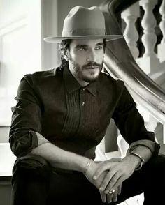 Daniel di Tomasso for Bailey Hats Bailey Hats, Beautiful Creatures, Beautiful Men, Riding Helmets, Dan, Actors, My Favorite Things, Elegant, Boys