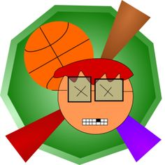 Icon of Basketball Ed - Open office